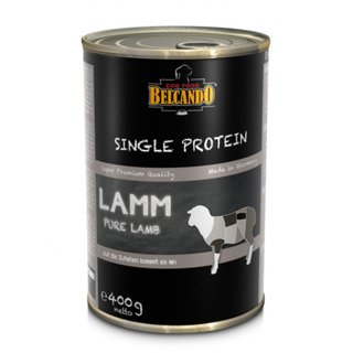 BELCANDO® Single Protein Lamm 6 x 400g