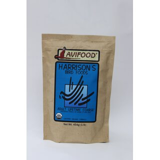 HARRISONS Adult Lifetime Coarse 0.454 kg