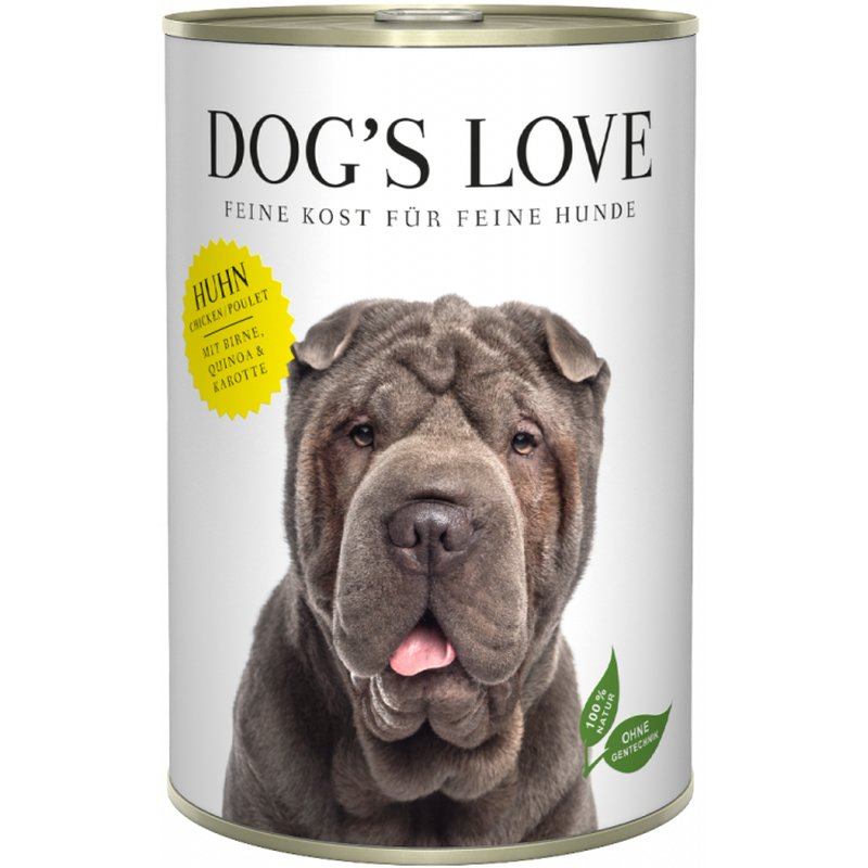 Dog\'s Love Adult Huhn