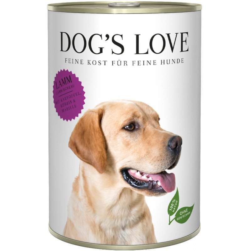 Dog\'s Love Adult Lamm