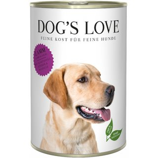 Dogs Love Adult Lamm 6 x 400g