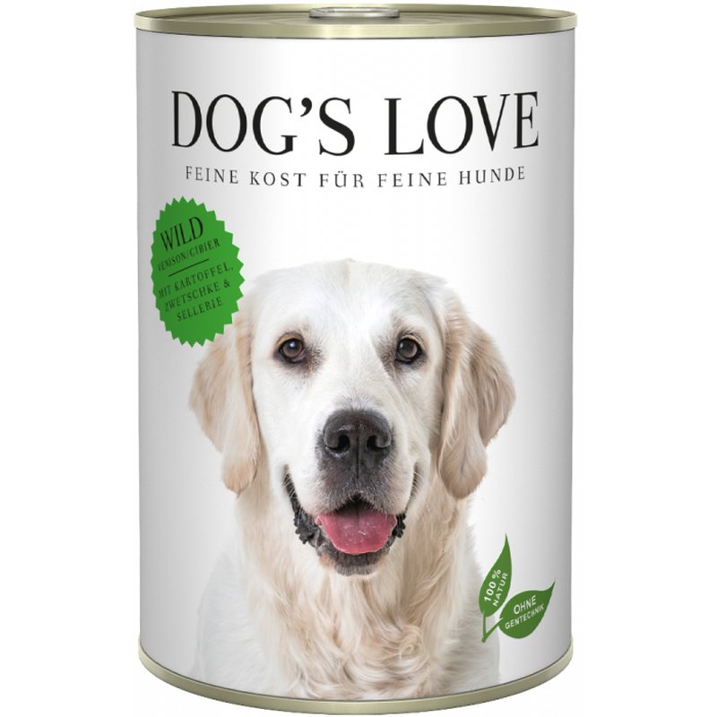 Dog\'s Love Adult Wild