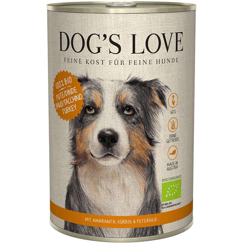 Dog\'s Love Bio Pute