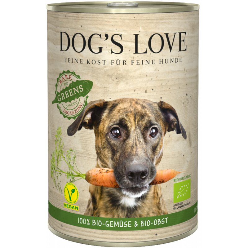 Dog\'s Love Bio Greens