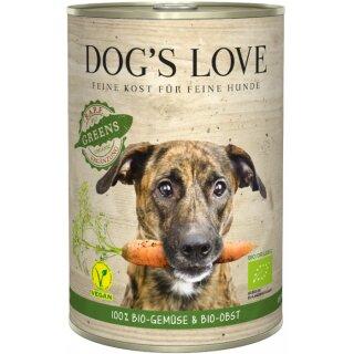 Dogs Love Bio Greens