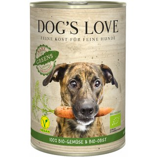Dogs Love Bio Greens 400g