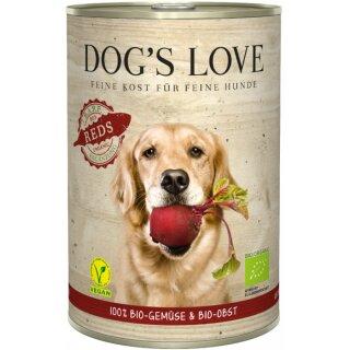 Dogs Love Bio Reds
