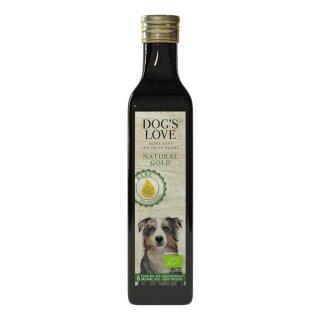 Dogs Love Natural Gold Bio Öl 250 ml