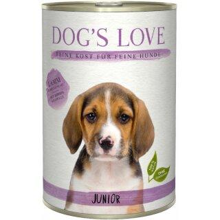 Dogs Love Junior Lamm