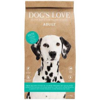 Dogs Love Trocken Ente