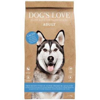 Dogs Love Trocken Lachs & Forelle