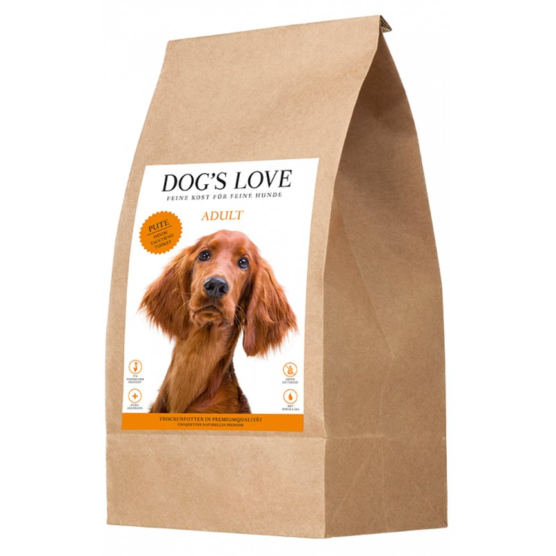 Dog\'s Love Trocken Pute
