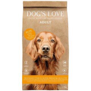 Dogs Love Trocken Pute