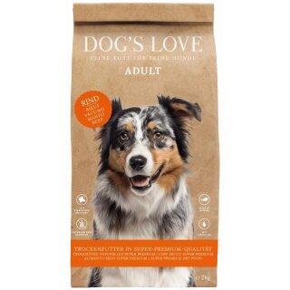 Dogs Love Trocken Rind
