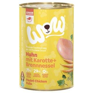WOW! Junior Huhn mit Karotten