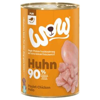 WOW! Huhn Pur
