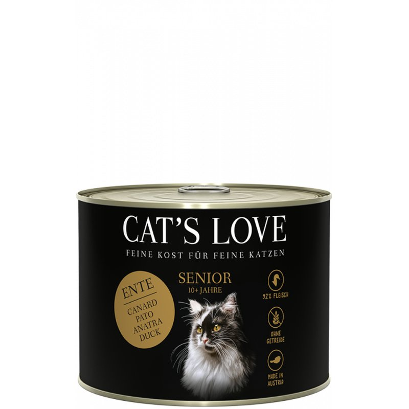 Cat\'s Love Senior Ente