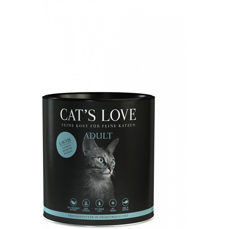 Cat\'s Love Trocken Adult Lachs