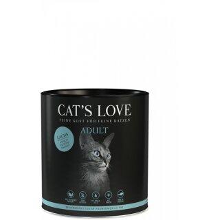 Cats Love Trocken Adult Lachs