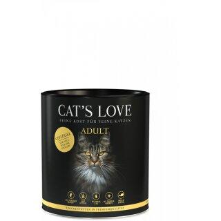 Cats Love Trocken Junior Geflügel