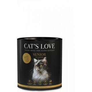 Cats Love Trocken Senior Ente