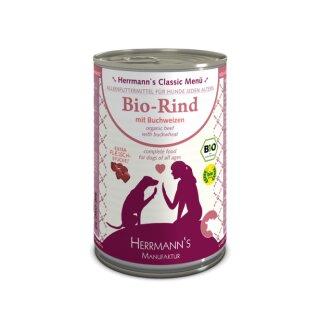Herrmanns Bio-Rind mit Buchweizen