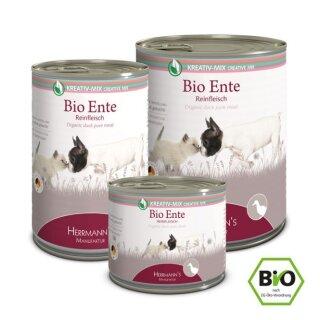Herrmanns Bio Ente Reinfleisch