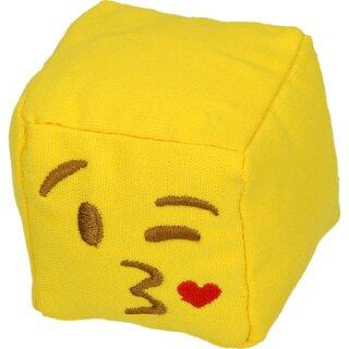 Emoji Cat Cube Kissy (mit MadNip)
