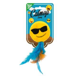 Emoji Cat Sunny (mit MadNip)