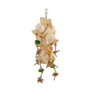 Papageienspielzeug Wiffle Ball Explorer