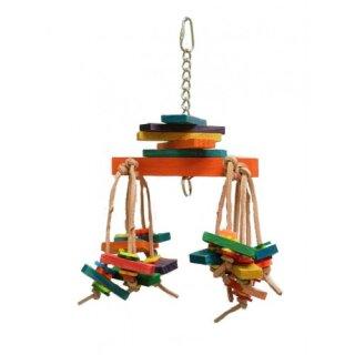 Papageienspielzeug Picatchou