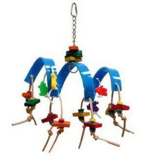 Papageienspielzeug Tornado