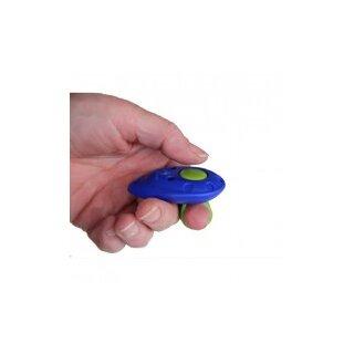 Clicker Dogsline mit Fingerschlaufe