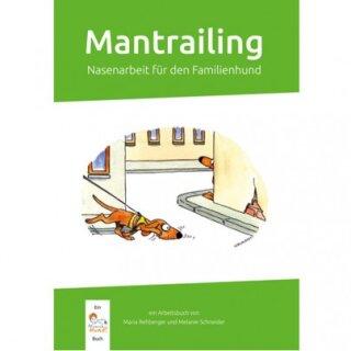 Buch Mantrailing - Nasenarbeit für den Familienhund