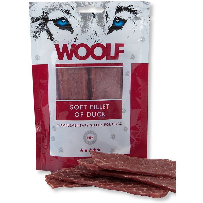 WOOLF Zarte Entenbrustfilets